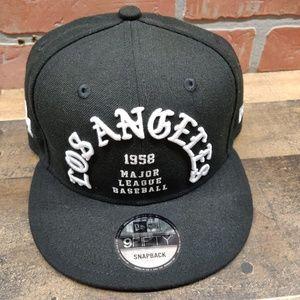 New Era 9Fifty Los Angeles Snapback Cap